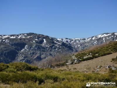Parque Natural del Lago de Sanabria - viaje en marzo;senderismo personalizado